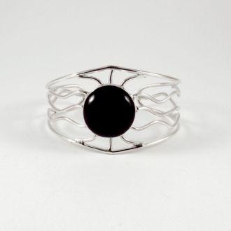 bracelet-argent-pierre-obsidienne-tampico-1